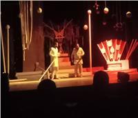 عرضان مسرحيان على مسرح قصر ثقافة بني سويف