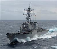 مدمرة صواريخ أمريكية تتجه إلى البحر الأسود