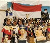يوم مصري في أكاديمية رواد الفضاء بجنوب أفريقيا