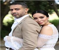 نجوم الفن في حفل زفاف محمد فراج وبسنت شوقي   صور