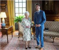 ترودو يناقش مع الملكة إليزابيث أولويات مجموعة السبع