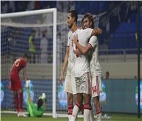 منتخب الإمارات يفوز على إندونيسيا بخماسية نظيفة فى التصفيات الآسيوية