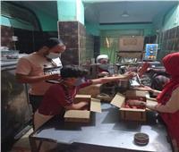 تحرير 15 محضر جنحة صحية لمنشآت تجارية في بني سويف
