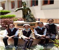 «الوادي الجديد» تختتم معسكر مهارات الكشافة لطلاب المدارس