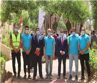 محافظ الغربية يشيد بتعاون «صناع الخير» و«بنك مصر»في محاربة العمي