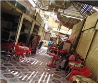 حملات مكثفة لمتابعة تطبيق الإجراءات الاحترازية بـ«السوق السياحي» في الأقصر