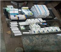 ضبط 40 ألفقرص أدوية مخدرة وإحالة أصحابها إلى النيابة بالدقهلية