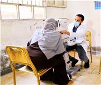«عينك في عنينا».. مبادرة لمكافحة مسببات العمى بقرية «ببلاي» بالغربية