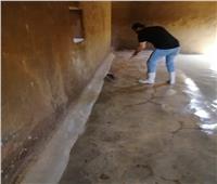 مياه القناة: الانتهاء من تعقيم خزانات محطتي غرب النفق ومحمد عبده بالسويس