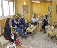 افتتاح المدينة الصديقة للنساء بـ«عزبة البرج» بدمياط