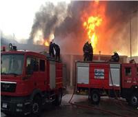 السيطرة على حريق شب بإحدى صيدليات الدقهلية