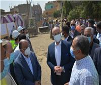 مواطن يتبرعبقطعة أرض لإقامة محطة صرف صحي  ببني سويف