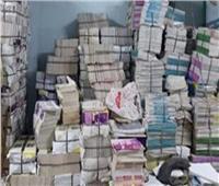 ضبط مدير مطبعة قلد 181 ألف مطبوع تجاري للتربح بالقاهرة