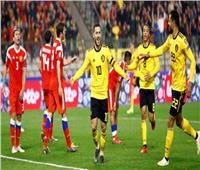"""بث مباشر   مباراة بلجيكا وروسيا """" يورو 2020"""""""