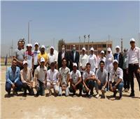 رئيس «الدلتا التكنولوجية» يفتتح فعاليات معسكر الجوالة الأول بالجامعة