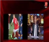 عمرو أديب يعلق على أزمة لاعب الدنمارك كريستيان إريكسين| فيديو