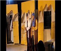 «ساحر الصحراء».. عرض مسرحي لفرقة نجع حمادي الثقافية