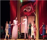 شبح الأوبرا على مسرح قصر ثقافة بورسعيد