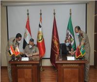 القوات المسلحة توقع بروتوكول تعاون مع كلية الطب بجامعة القاهرة| صور