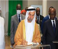 الجروان يلتقي رئيس وزراء ساحل العاج ورئيس البرلمان ووزيرة الخارجية