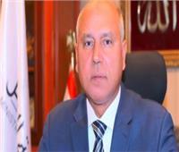 وزير النقل يتابع معدلات تنفيذ المشروعات الخدمية بميناء الإسكندرية