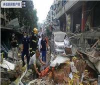 ارتفاع ضحايا انفجار «خط غاز» في الصين إلى 12 قتيلا و 138 إصابة| صور