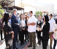افتتاح المساحة الصديقة للنساء في دمياط