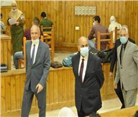 طلاب جامعة المنيا يُواصلون أداء الاختبارات وسط تدابير وقائية
