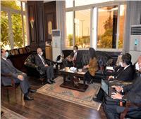 محافظ الأقصر يستقبل سفير أندونيسيا بالقاهرة لبحث سبل التعاون المشترك