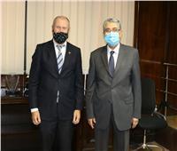 وزير الكهرباءيبحث مع سفير استراليا سبل دعم وتعزيز التعاون