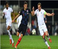 يورو ٢٠٢٠| انطلاق مباراة إنجلترا وكرواتيا في ملعب ويمبلي.. بث مباشر