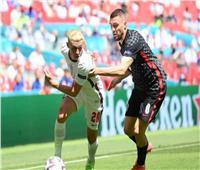 يورو 2020 | بعد 30 دقيقة.. فرص متبادلة بين «إنجلترا وكرواتيا»