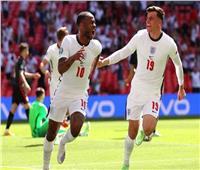 يورو ٢٠٢٠| «سترلينج» يقود «إنجلترا» لفوز ثمين وثأري على «كرواتيا» | فيديو