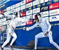 المجري ماروسي يحسم منافسات السلاح في نهائي الرجال ببطولة العالم للخماسي
