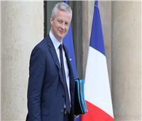 وزير المالية الفرنسي: مصر تمثل لنا الدولة الأولى بالرعاية والتعاون المشترك