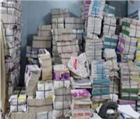 «المصنفات» تتحفظ على 91 ألف مطبوع تجاري داخل مطبعة بدون ترخيص بالقاهرة