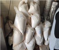 ضبط مصنع غير مرخص لتعبئة وتغليف المكملات الغذائية في طنطا