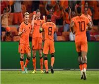 منتخب هولندا تضرب أوكرانيا بالهدف الثاني| فيديو