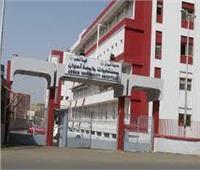 «أسوان الجامعي» يستقبل مصابي حادث طريق معبد فيلة