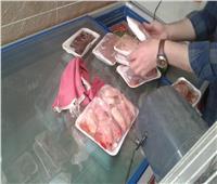ضبط منتجات غذائية منتهية الصلاحية في «سوبر ماركت» شهير بسوهاج