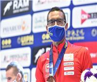 «الجندي» سعيد ببرونزية العالم والتأهل للأولمبياد