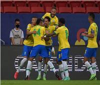 ماركينيوس يسجل هدف التقدم للبرازيل في فنزويلا | فيديو
