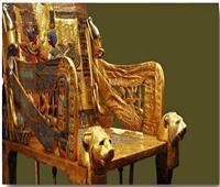 الصمت فى حرم الجمال.. التفاصيل المذهلة لكرسى الملك توت عنخ أمون