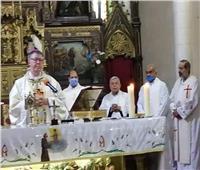 كنيسة القديس أنطونيوس البدواني بالإسكندرية تحتفل بعيد شفيعها