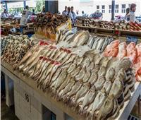 أسعار الأسماك بسوق العبور اليوم 14 يونيو 2021