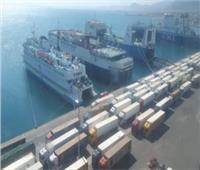إغلاق ميناء الغردقة البحري أمام الحركة الملاحية لسوء الأحوال الجوية
