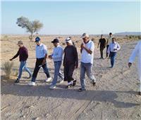 بدء الخطوات العملية لإنشاء خزانات المياه والسدود بمنطقة وسط سيناء