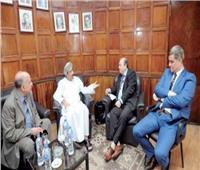 السفير العمانى يستعيد ذكرياته مع «أميرة المجلات»