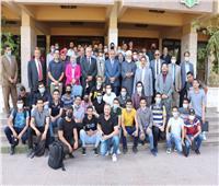 نرصد فرحة طلاب الأزهر بعد رفع تصنيف الجامعةعالميًا| صور
