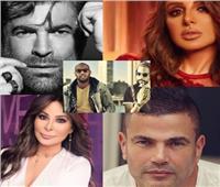 نجوم الغناء يستعدون لاطلاق حفلات «صيف 2021» من مصر والسعودية